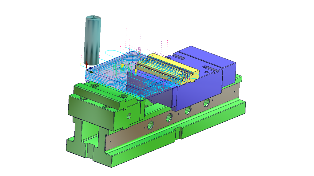 vectorcam Simulation: Prevention of manufacturing errors